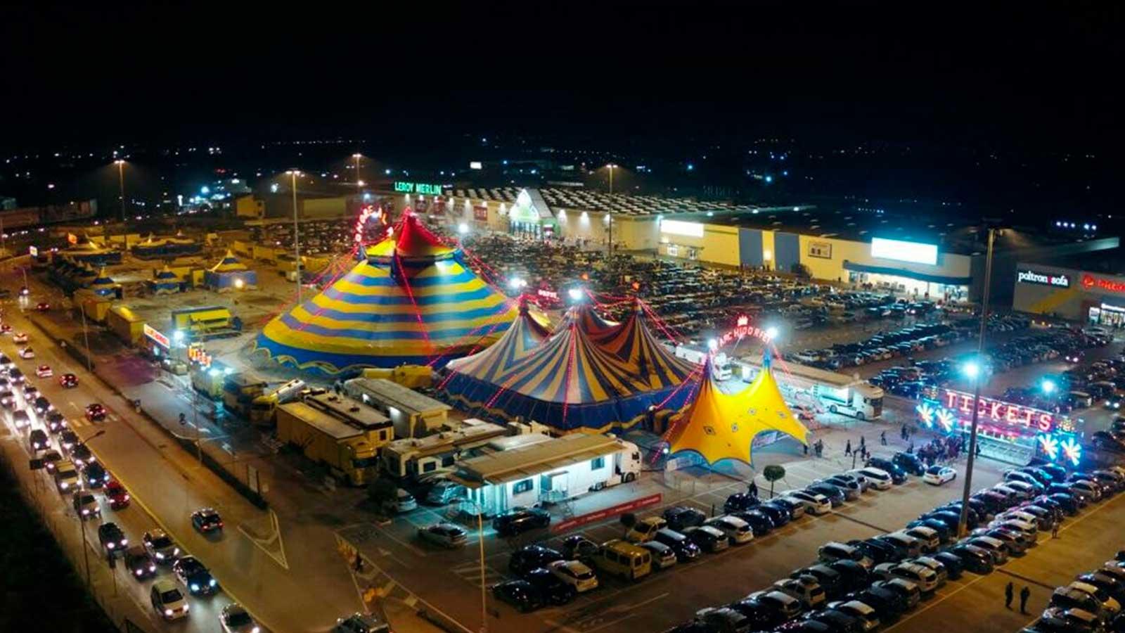il nostro circo orfei 2