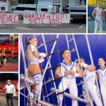 Il Grande Circo M. Orfei fa tappa a Messina