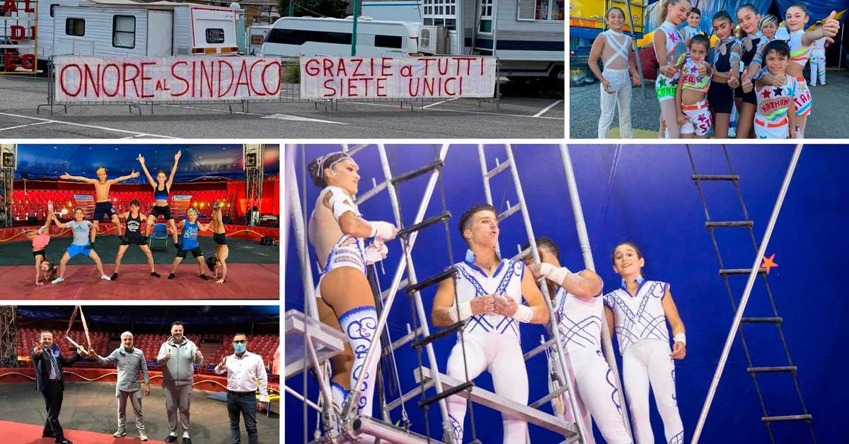 Read more about the article Il Grande Circo M. Orfei fa tappa a Messina