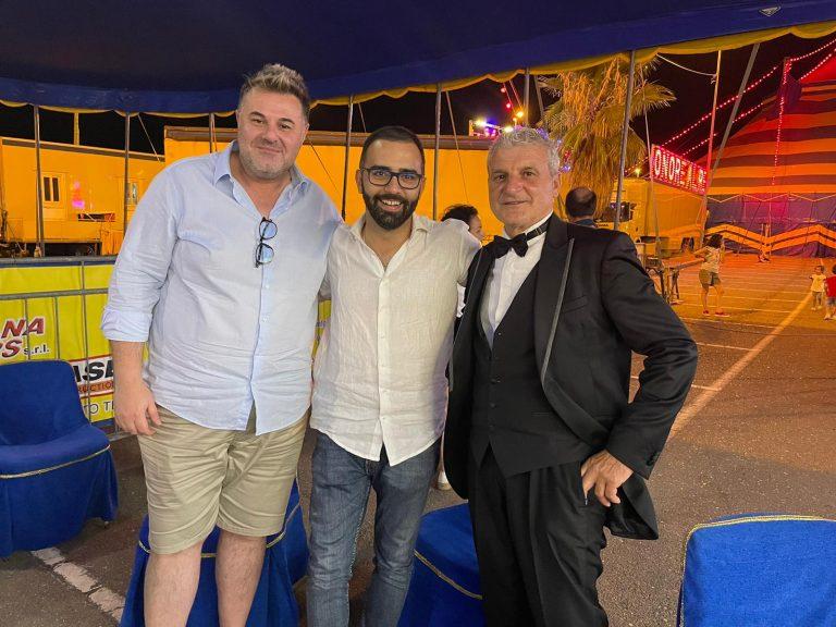 Read more about the article Grande Spettacolo al Circo M. Darix Orfei, con un ospite speciale