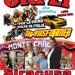 Il Grande Circo M. Orfei fa tappa a SIRACUSA