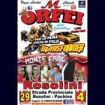 Il Grande Circo M. Orfei fa tappa a Rosolini